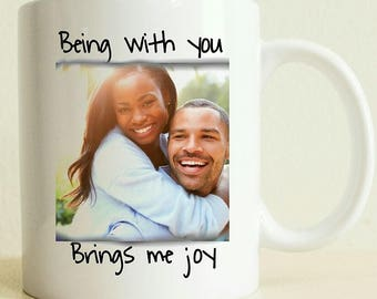 Personalized Photo Mug |  Husband Gift | Photo Gifts for Her | Photo Mug | Personalized Couple Gift | Photo Coffee Mug | Boyfriend Gift