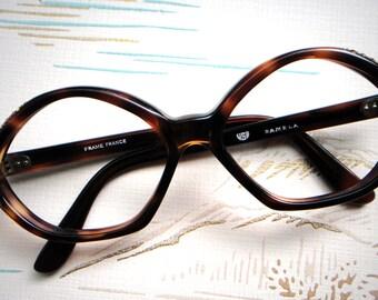 1970s vintage eyeglasses frame new old stock
