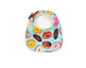 Donut Bib | Donut Baby Bib | Donut Toddler Bib | Donut Baby Shower Gift