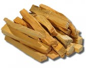 2oz Bulk Palo Santo Holy Wood Sticks, Palo Santo Smudge Supplies, Palo Santo Incense Burning Sticks, Palo Santo Bulk Smudge Ceremony Sticks