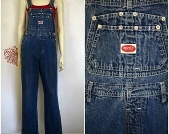 Vintage Overalls | Womens Overalls | 90s Overalls | Denim Jumper | Denim Overalls | Fashion Overalls | Jean Jumper | Vintage Denim | Revolt