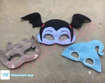 Vampirina Masks