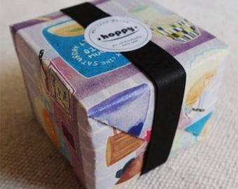 Hoppy Mini Box Map Series 4713077970867 Cup 2