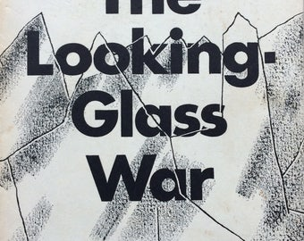 1966 edition of John Le Carre's, The Looking Glass War...Cool vintage Father's Day Gift