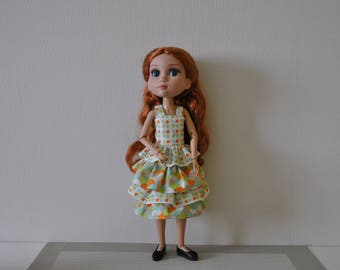 Patience doll summer dress