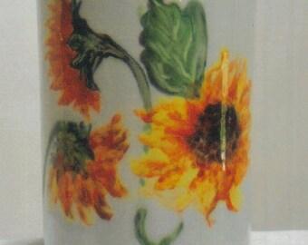 Sunflowers wine Cooler