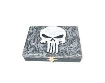 Punisher Playing Card Box, Punisher box