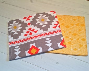 Burp Cloth ~ Geometric//Nature//Tribal//Native//Woodland//Arrows//Southwestern