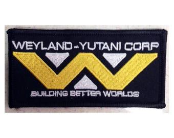 Weyland-Yutani Corp patch Alien movie sci-fi