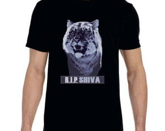 T-Shirt, Walking Dead, RIP Shiva, Fan Art