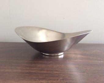 MG Danish Modern Stainless Steel Bowl