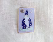 Harry Potter Dumbledore Chocolate Frog Card Pin