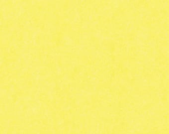 8.5x11 Bazzill Cardstock - Electric Yellow