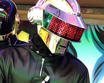 Daft Punk helmet TB