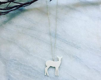 Deer - Necklace