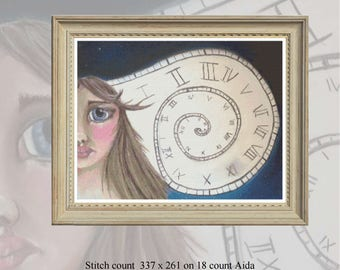 Lost in Time PDF chart only for 18 count