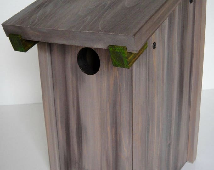 Featured listing image: The Greenville Craftworks Falls Park Birdhouse ASBH-127