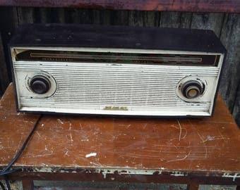 Vintage G&C Retro Radio