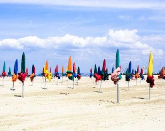 Colorful Beach