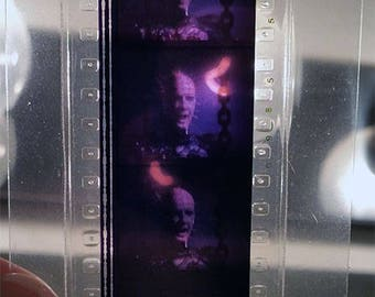 Hellraiser Movie Strip Bookmark - Book-mark - Pinhead - Filmstrip - Film-strip - Pinhead Clive Barker