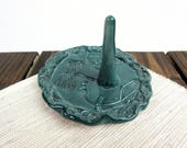 Cermaic ring holder dish,...