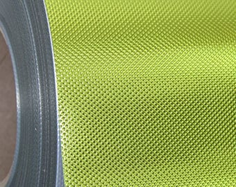 Embossed Spring Green Metallic 20 inches Heat Transfer Vinyl Film By The Yard