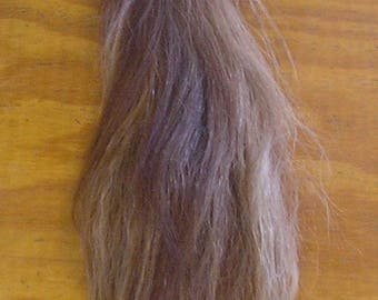 Light Red/Flaxen Horse Tail