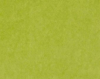 SHIPS SAME DAY Chartreuse Velvet Upholstery Fabric, Solid Chartreuse Green Velvet, Window Treatments Fabric, Obsession Chartreuse Yardage
