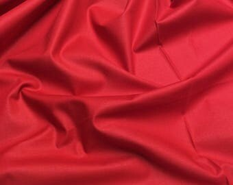 Christmas Red 067 Painters Palette Superior Schreiner Finish Solids by Ebor Fabrics Plain Patchwork Quilting Fabric