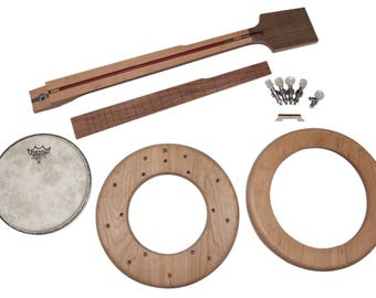 Mountain Banjo DIY Woodworking Kit