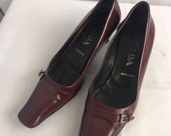 Vintage Prada Classic Shoes