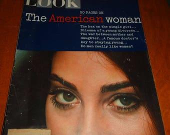 Vintage Look Magazine Jan 11, 1966