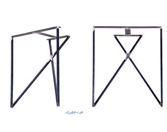Inside Out Table Legs - Set of 2 Legs