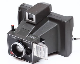 Polaroid Square Shooter Instant Film Land Camera Made in USA 1970s