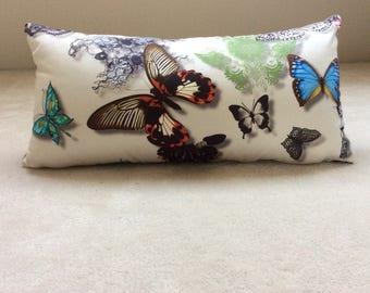Christian Lacroix 60x30cm Butterfly pillow