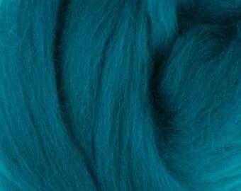 Merino Wool Roving / Combed Top / in DHG Cobalt