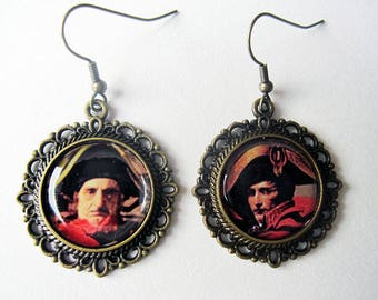Napoleon earrings