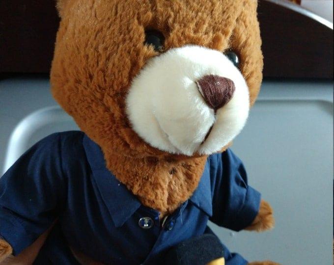 13 inch Plush Turner Bear Doll - Steven Smith