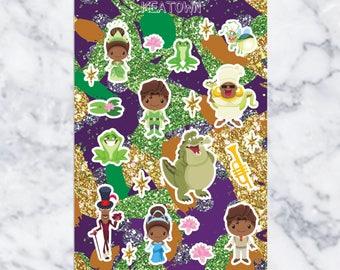 Tiana (Princess & the Frog) Deco