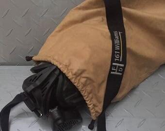 Firefighter Mask Bag - SCBA Mask Bag - Bunker Gear Mask Sack - Fireman Mask Pouch - Firefighter Gift - T21