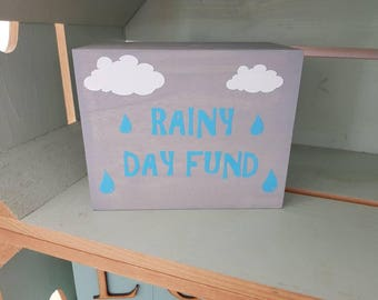 SALE-Rainy Day Fund Momey Box