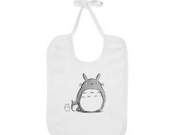 Baby Bib Totoro