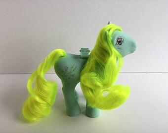 G1 My Little Pony MORNING GLORY: Flutter Pony