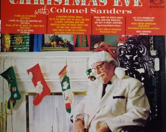 Various----Christmas Eve With Colonel Sanders