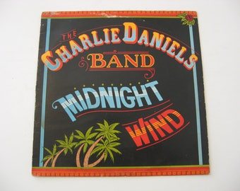 The Charlie Daniels Band - Midnight Wind - Circa 1977