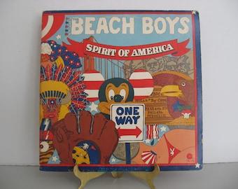 The Beach Boys- Spirit Of America - Circa 1975