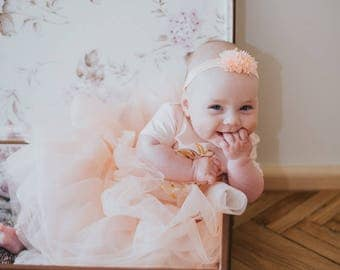 baby tulle skirt easter baby costume first birthday outfit gift skirt baby photo prop fluffy tutu skirt todler skirt 1st birthday outfit