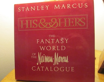 Neiman Marcus His and Her Book