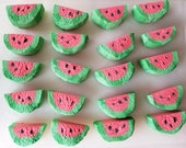 Watermelon Bubble Bath Bars - Custom Order