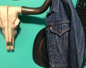 Vintage Kids Levi's Denim Jean Jacket Size 8 Red Tag